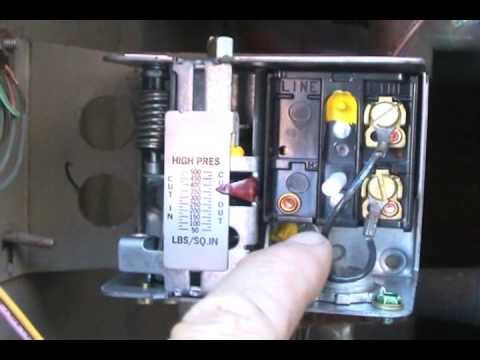 Three Phase Wiring Diagram Air Conditioning Hvac Pressure Controls Youtube