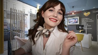 [ASMR] Booking your Vacation at a Travel Agents - Typing, Mouse Clicking