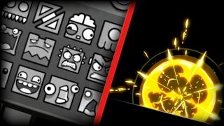How to unlock all Geometry Dash 2.1 Icons! | Como desbloquear Todos los Iconos de La 2.1!