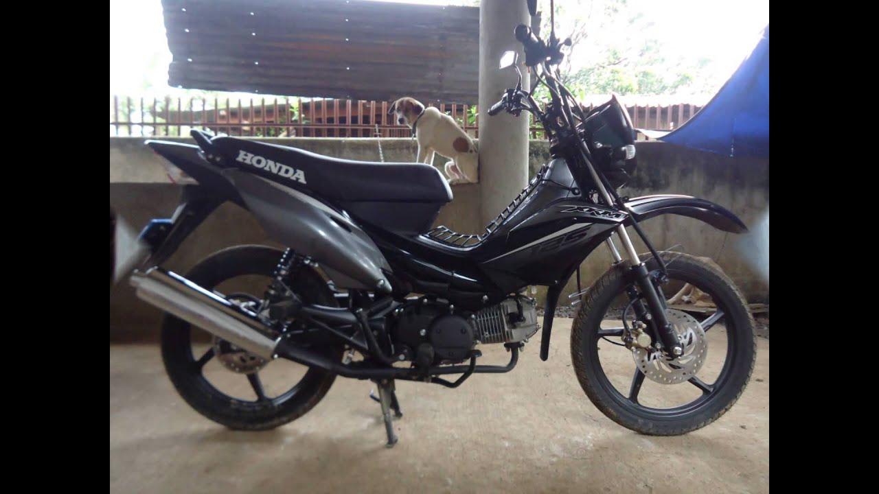 Motard Honda Modified Xrm 125