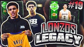LONZOS LEGACY #19 - ALL STAR PLUS PACKS!! NBA 2K18 MYTEAM!