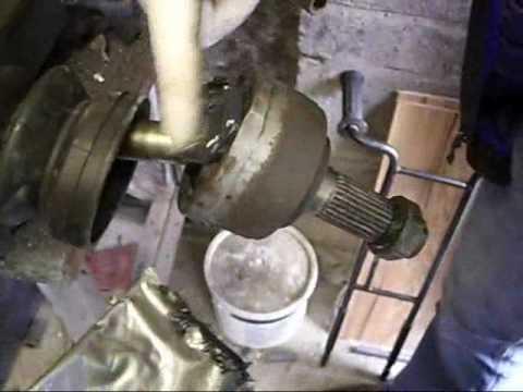 2003 Honda Civic Ex Engine Diagram Honda Civic Cv Joint Removal And Refit Youtube