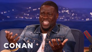 "Kevin Hart: Will Ferrell Is ""Cheap As Hell″ - CONAN on TBS"