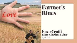 chitarra classica - farmer's blues - schumann