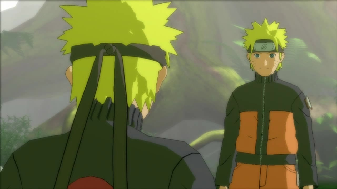 Naruto Shippuden Ultimate Ninja Storm 3 Part 21 Naruto