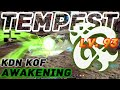 Dragon Nest PvP : High Rank Tempest vs MoonLord - Awakening Lv. 93 KDN KOF Mode.