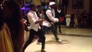 Yoandy Villaurrutia y Rafael Baro Festival internacional Guaguanco 2014 pasos libres
