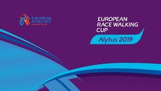 European Race Walking Cup 2019 🔴Live Broadcast