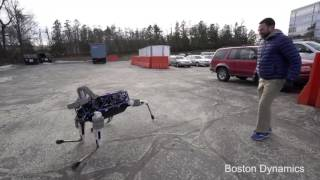 Every time Boston Dynamics has abused a robot