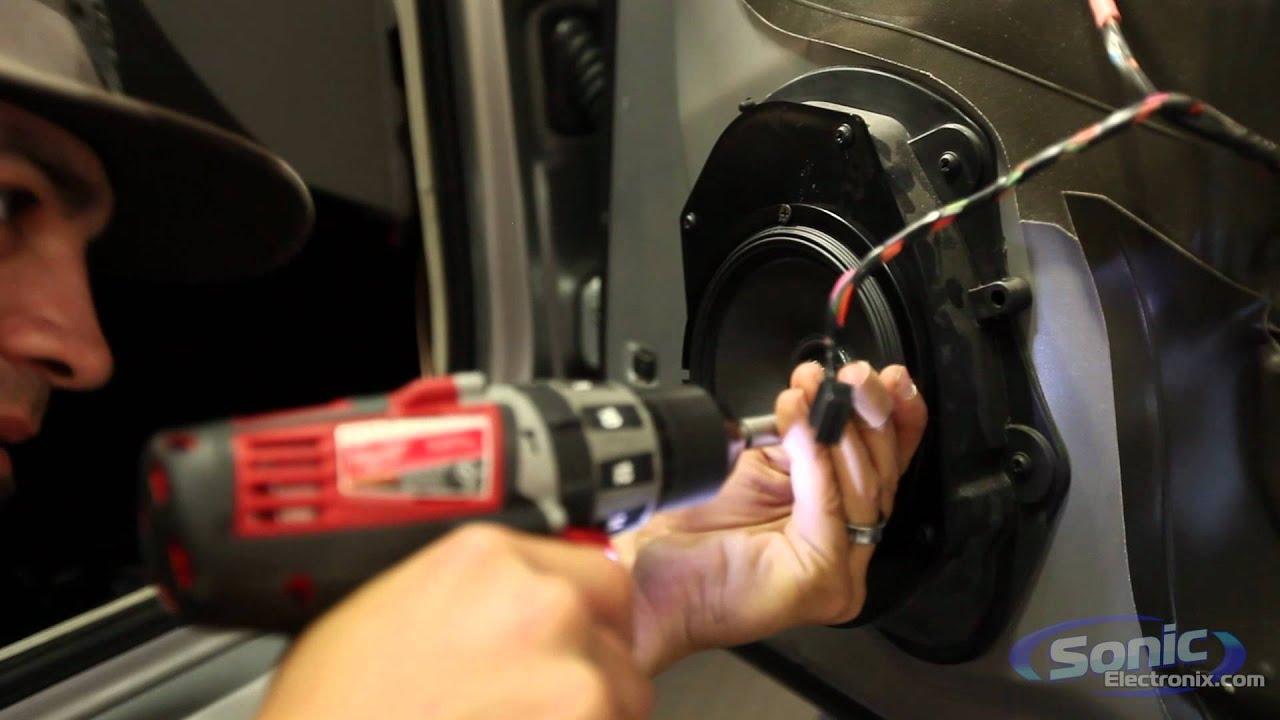 alarm system wiring diagram standard 7 pin trailer australia charger srt8 install   full alpine, kicker, clarion car audio - youtube