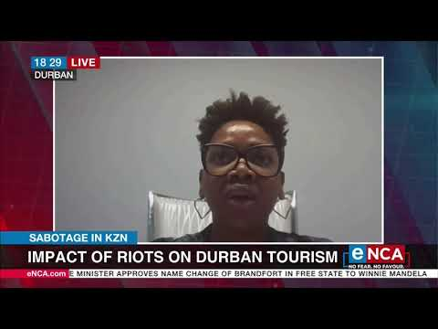 Sabotage in KZN   Tourism industry struggling to stay afloat