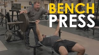 How to Bench Press With Mark Rippetoe | Art of Manliness