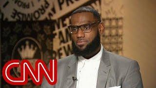 LeBron James explains why he called Trump a 'bum'