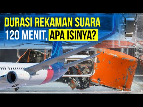 KNKTBerhasil Mengunduh Rekaman Suara Sriwijaya Air SJ-182, Apa Langkah Selanjutnya?