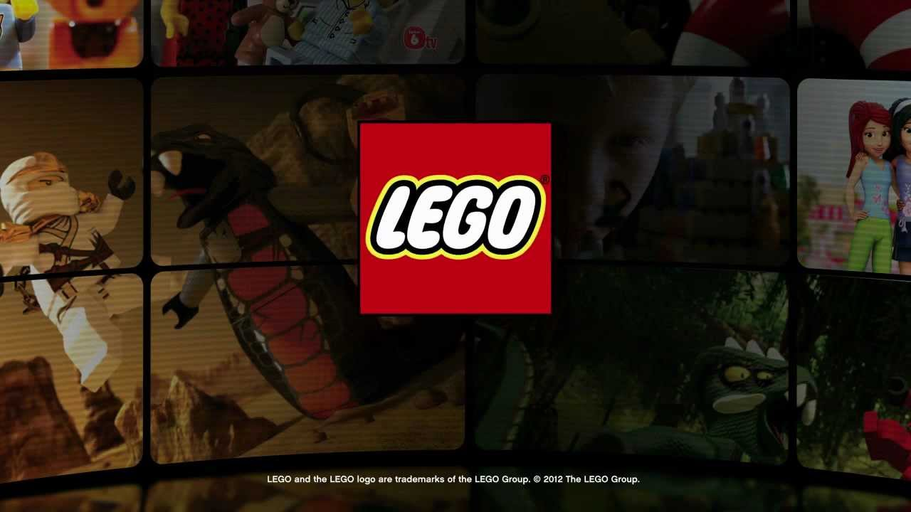 The All New Official Lego Channel On Youtube Http Www