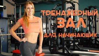Тренажерный зал для начинающих [Workout | Будь в форме]