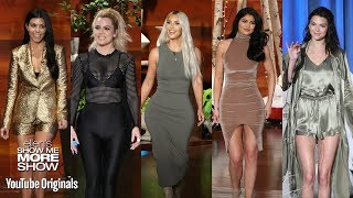 Ellen Is Thankful for the Kardashians
