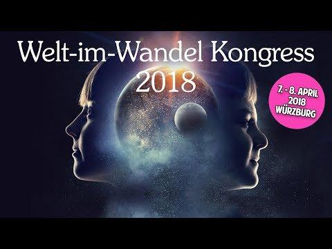 Rüdiger Dahlke, Veit Lindau, Robert Franz & mehr! - Welt-im-Wandel Kongress 2018