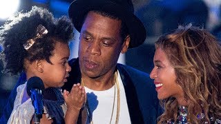 Beyonce's Twins' Names REVEALED!! Will They Have a ″Confidence Coach″ Like Blue Ivy?
