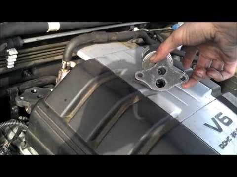2003 Jeep Liberty Fuel Filter Location Egr Valve Cleaning 2001 Isuzu Rodeo Youtube