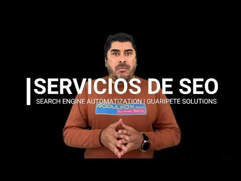 Servicios Garantizados de SEO (Search Engine Optimization)