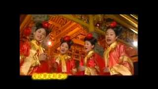 [M-Girls 四个女生 / 四千金] 万年红 + 新年好 - 春风催花开 (Official MV)