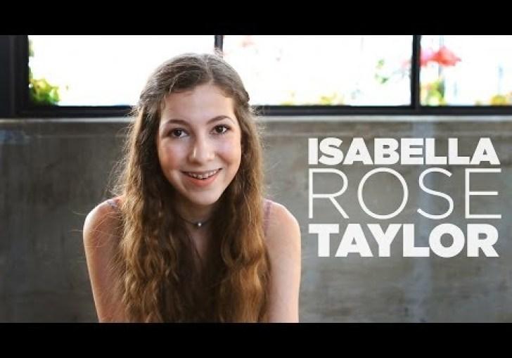 13yearold Isabella Rose Taylor Makes New York Fashion Week Debut Now At Nordstrom Lonewolf Sager