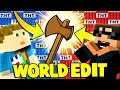 Minecraft: MODDED TNT WARS - NEW TNT AND WORLD EDIT?! [2]