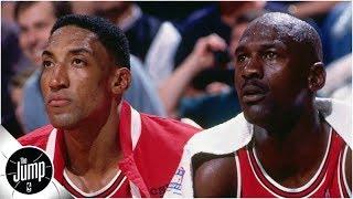 Front office kept Michael Jordan, Bulls from winning more titles - Scottie Pippen   The Jump