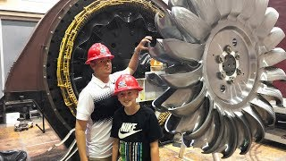 What's inside The Hoover Dam?