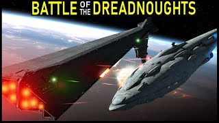 Battle of the Dreadnoughts - A Star Wars Short Film