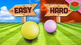 AMAZING FAN-MADE 2V2 MAP! | Golf It