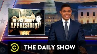 Watch The Inauguration of Donald Trump: The Daily Show Video