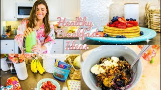 My Favorite Healthy Breakfast Recipes!