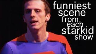 Funniest Scene From Each Starkid Show