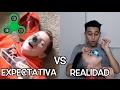 TRUCOS CON SPINNER Expectativa VS Realidad | Soy Fredy