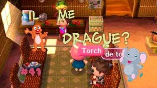 Animal Crossing New Leaf #41 : Il me drague ?