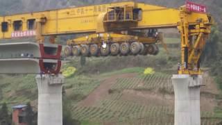 أحدث تقنيات تعبيد الطرق في الصين، عمل في منتهى الدقة Paving in China