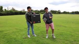 Drone Wars DJI MAVIC VS TYHOON Q500