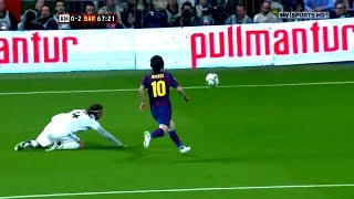 Lionel Messi Destroying Sergio Ramos ● The Ultimate ► 2005-2019