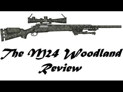 Combat Arms M24 Sniping