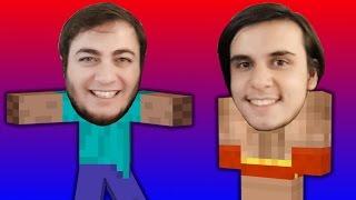 Minecraft Oynadık - Minecraft Evi Yaptık