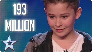 Our most watched Audition EVER! | Britain's Got Talent