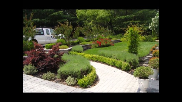 curb appeal ideas landscape