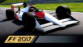 F1 2017 | 'BORN TO BE WILD' TRAILER | Make History [UK]