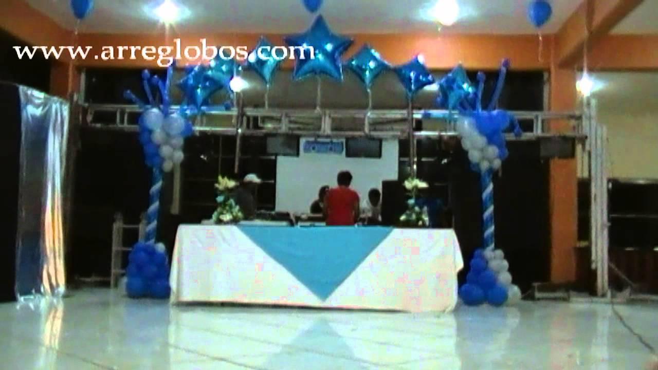 Decoracin con Globos en Seybaplaya wwwarregloboscom