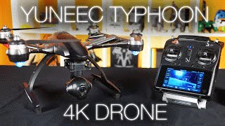 Yuneec Typhoon 4K Drone Review