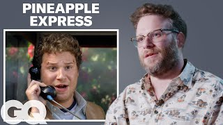 Seth Rogen Breaks Down His Most Iconic Movies | GQ