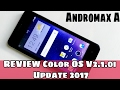 ROM Oppo (Color Os v2.1) Andromax A (A16C3H) - Color Os Update Review