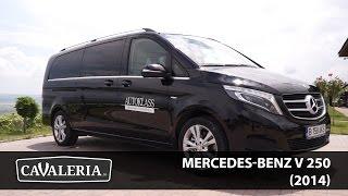 Mercedes-Benz V250 (2014) - Cavaleria.ro
